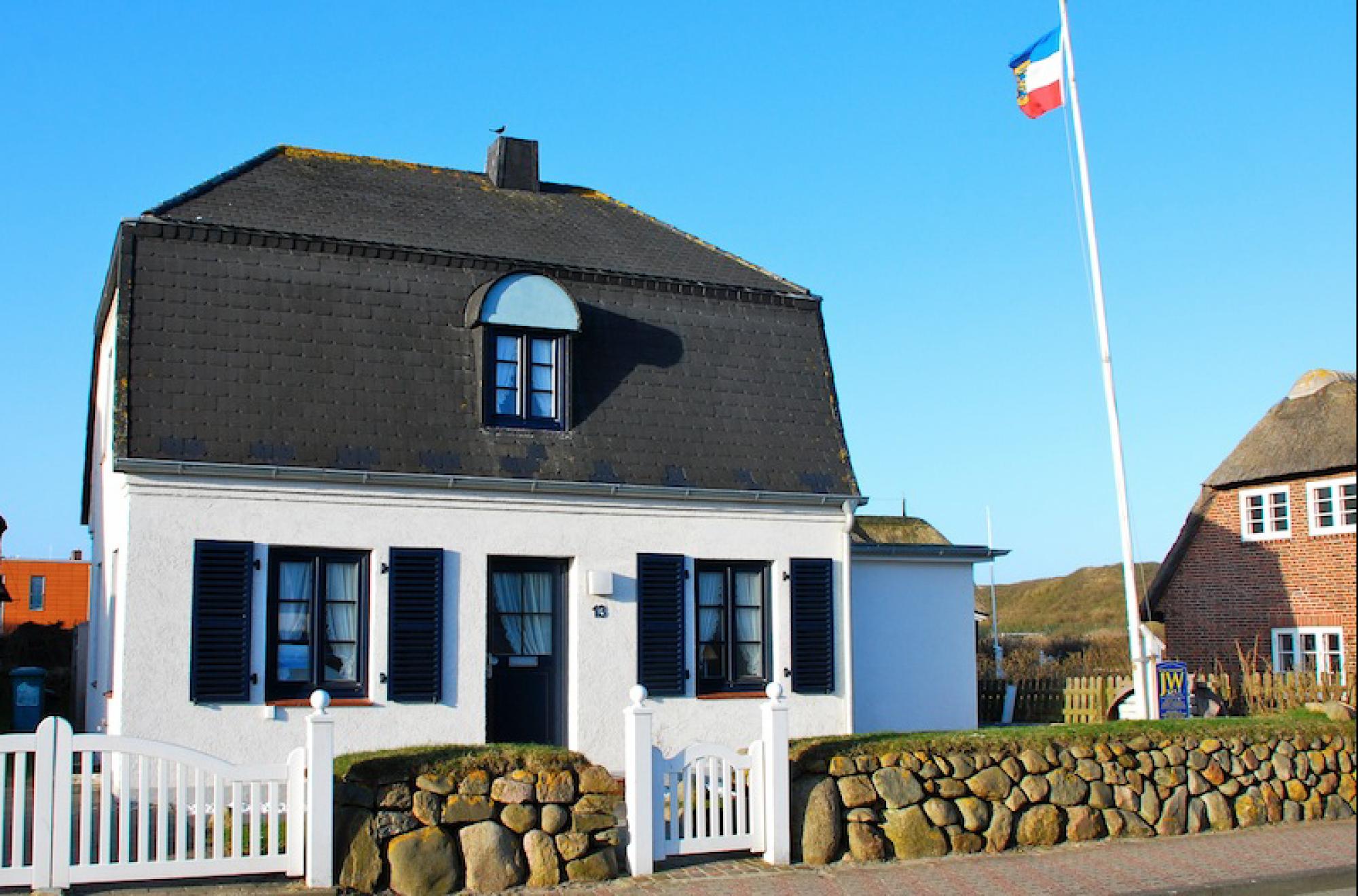 Nordhedig 13 - Sylt